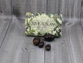 Mýdlo olivové TOSCANA NESTI DANTE