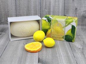 Mýdlo LA FLORENTINA 300g citrus