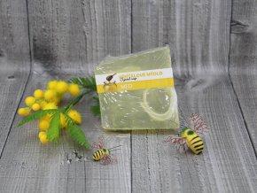 Mýdlo křišťálové malé med