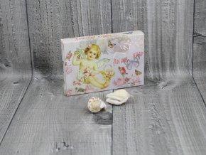 Mýdlo přírodní 100g angel soap