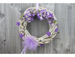 Věneček proutí-fialový