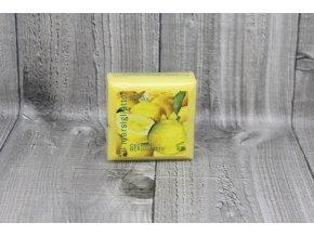 Mýdlo přírodní 100g-citrusy a bergamot