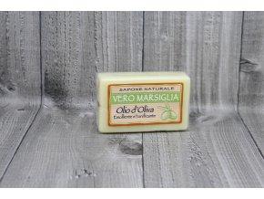 Mýdlo přírodní 150g-oliva