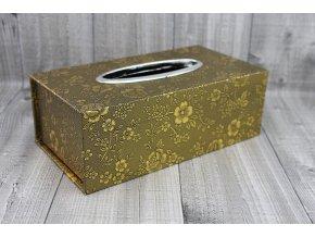 Krabice na kapesníky-antik