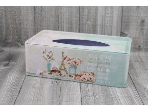 Krabice na kapesníky-Paris