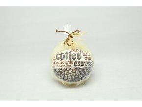 Svíčka koule 100 káva