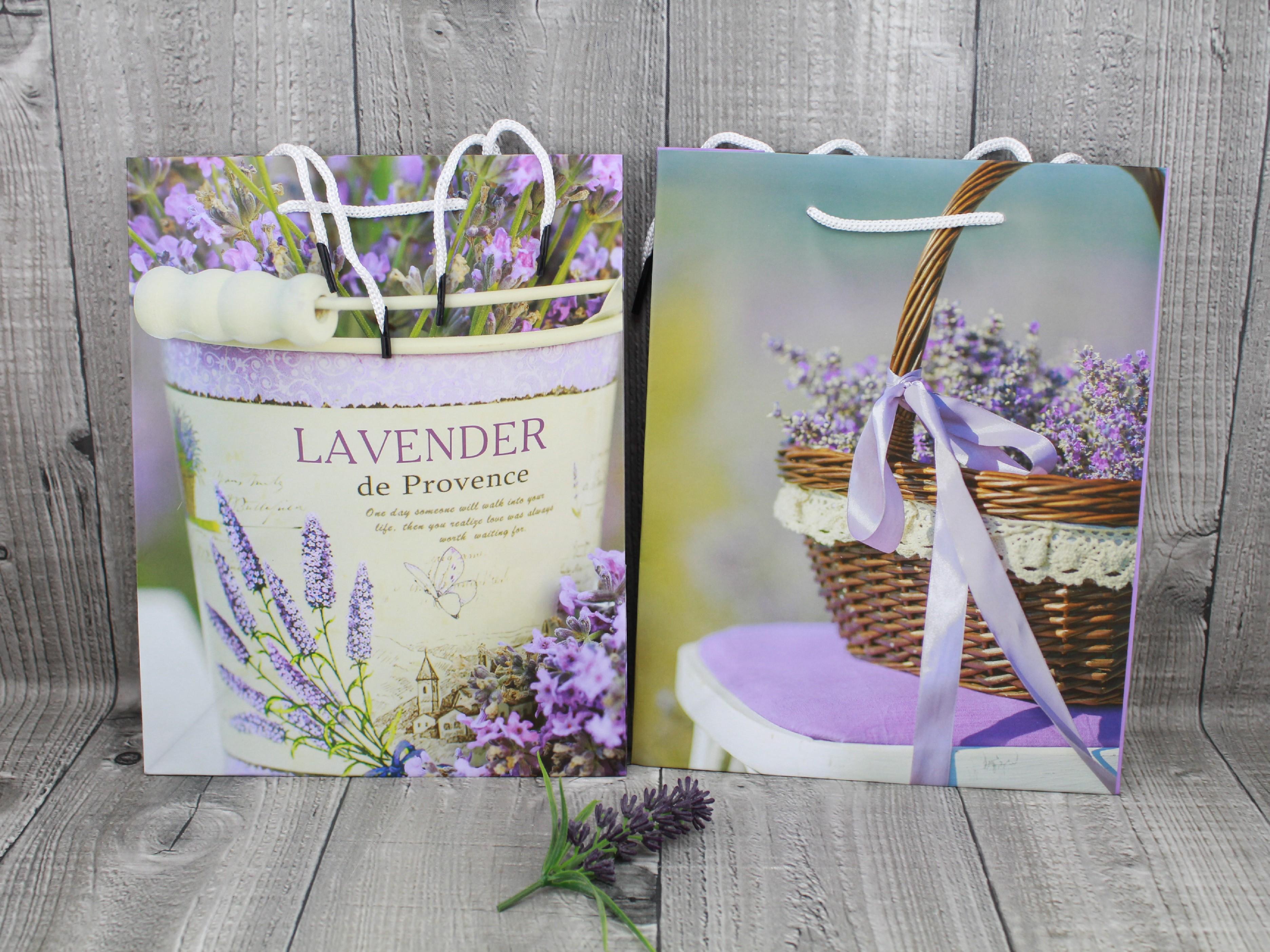 Tašky dárkové střední-Provence počet kusů: 1ks