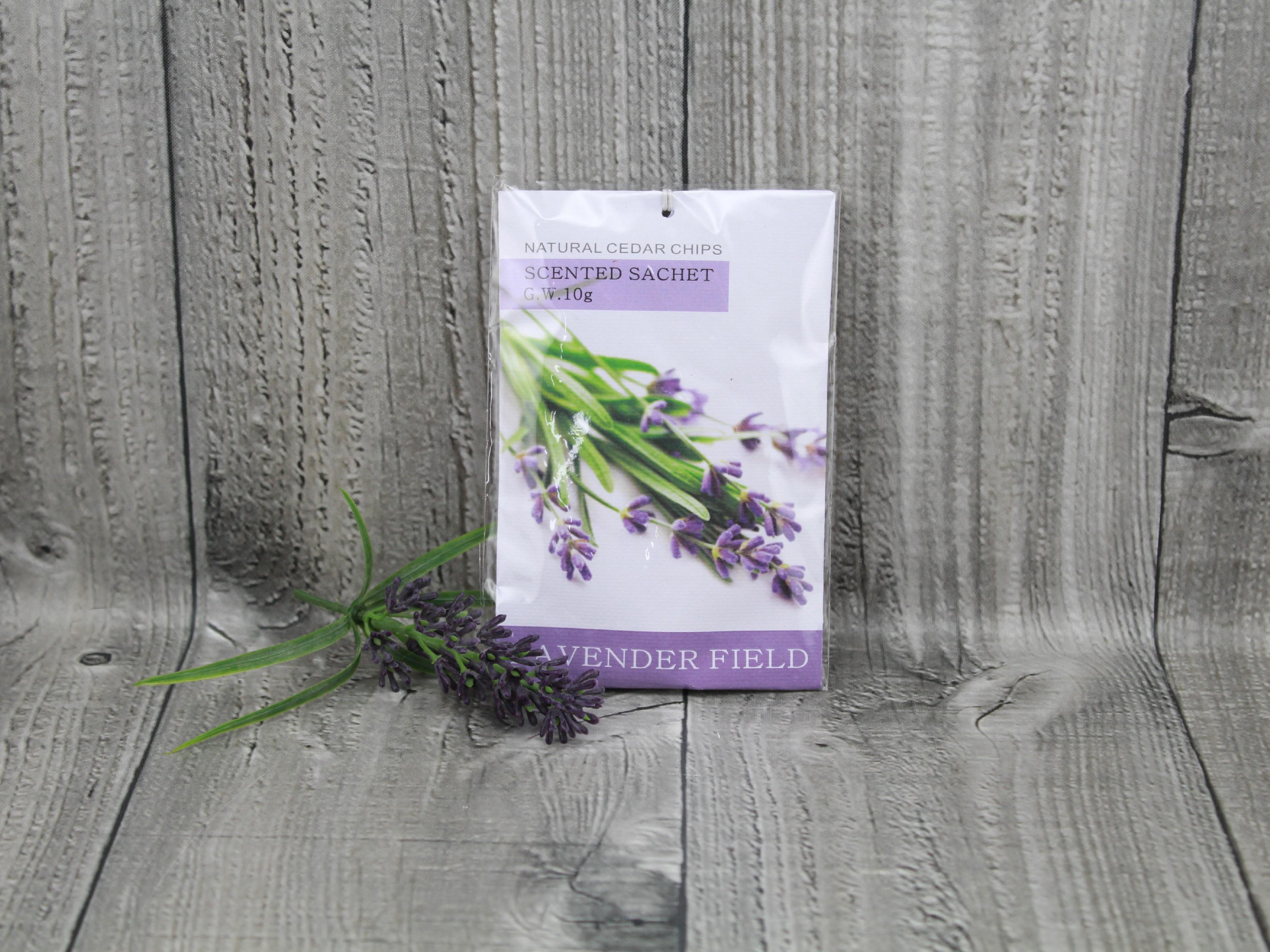 Vonný sáček malý-levandule květy