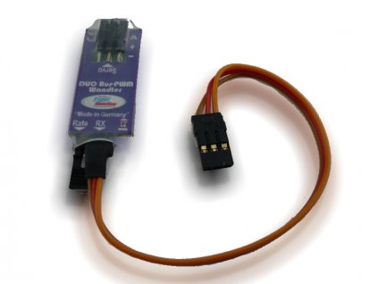 Duo Bus-PWM converter