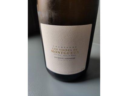 Champagne Jacques Lassaigne Les Vignes de Montgueux
