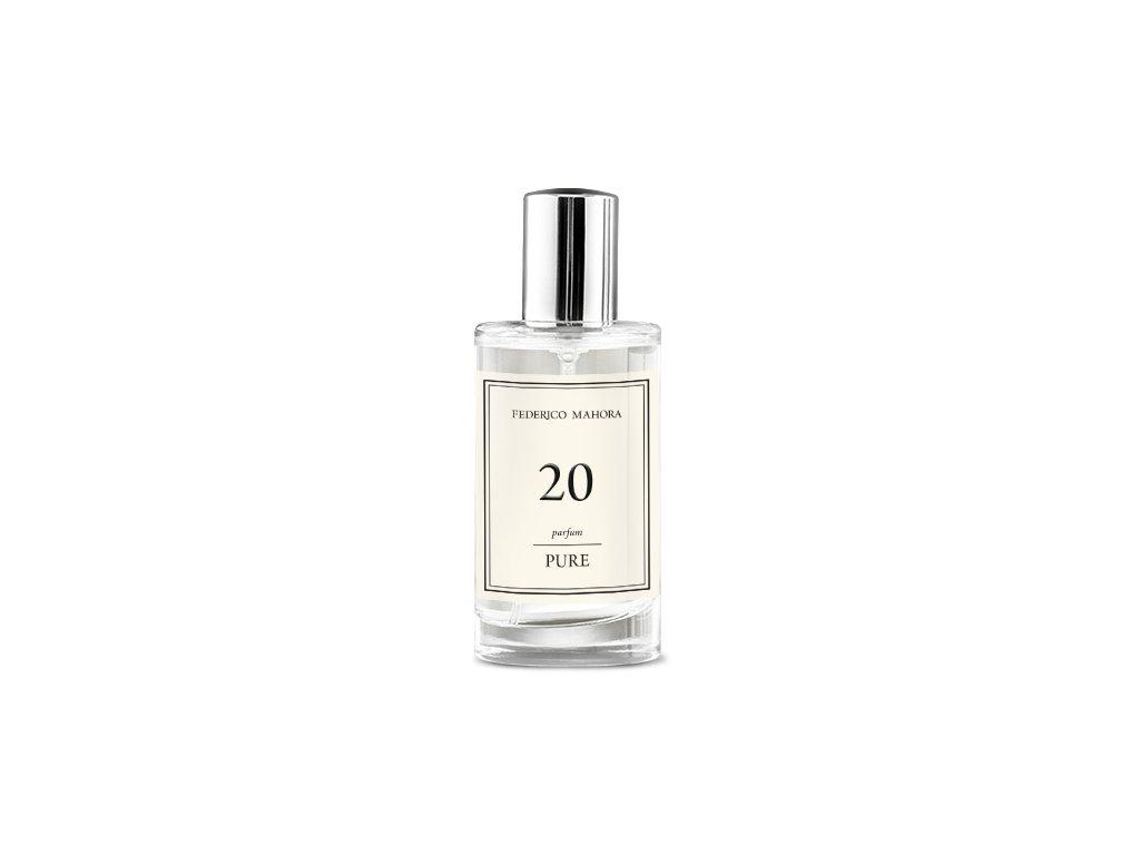 Dámský parfém FM Group PURE 020