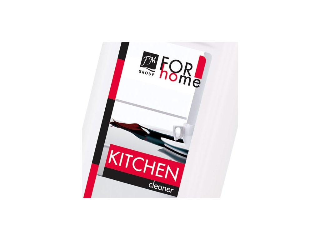 Prostředek na čištění kuchyňských povrchů 750 ml