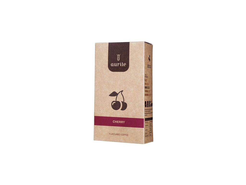 Aurile Cherry mletá káva 250 g