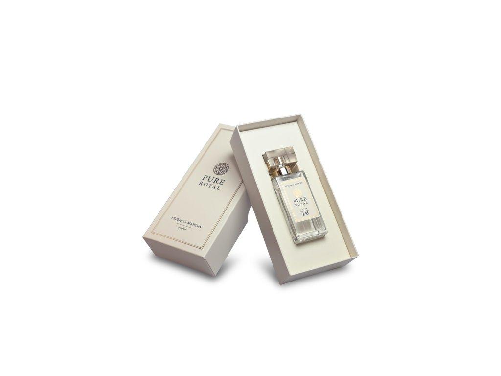 FM GROUP PURE ROYAL 146 (Lacoste - Lacoste Pour Femme) dámský parfém 50 ml