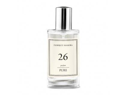 Dámský parfém FM Group PURE 026