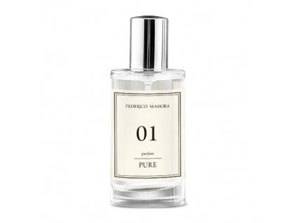 Dámský parfém FM Group PURE 001