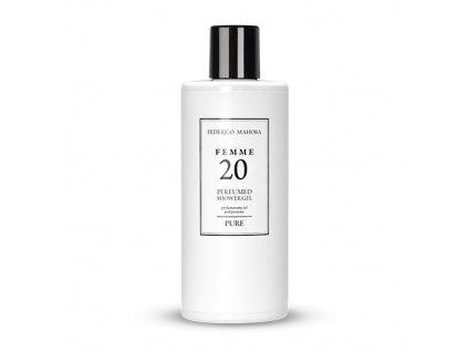 damsky sprchovy gel 20