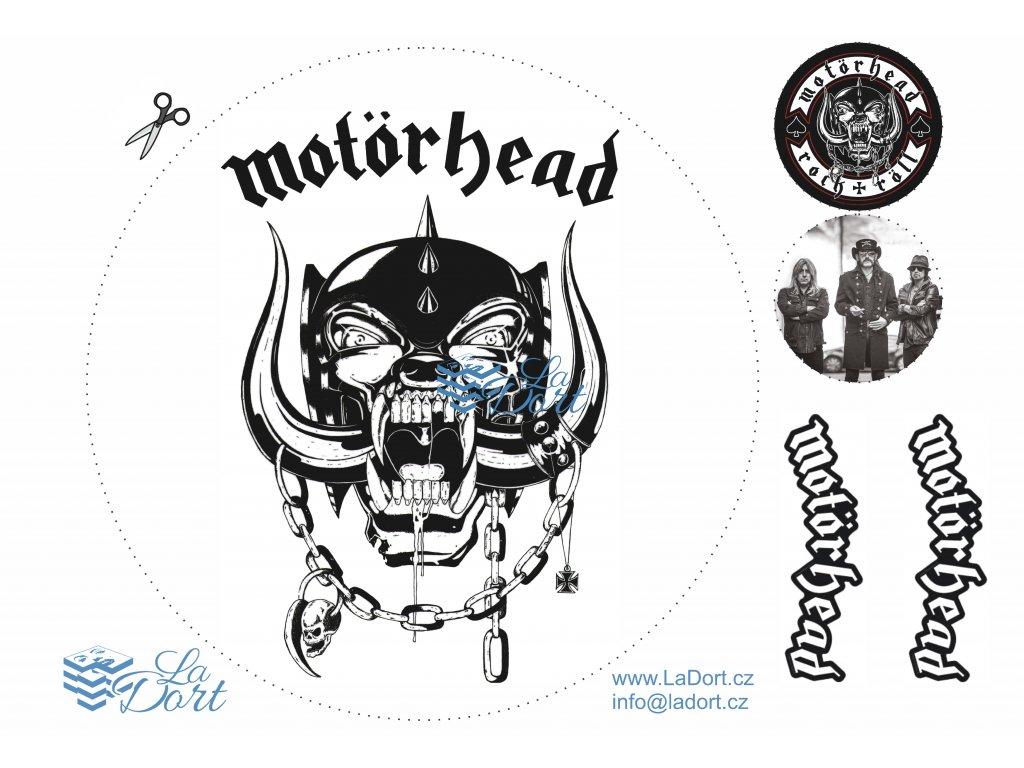 00266 Motorhead