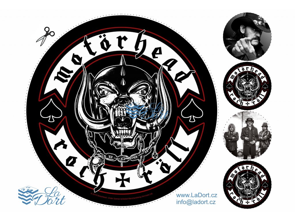 00267 Motorhead