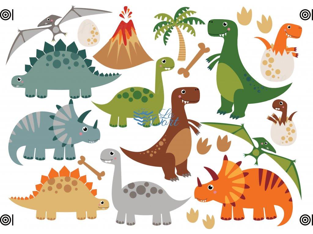 00281 Dinosauři