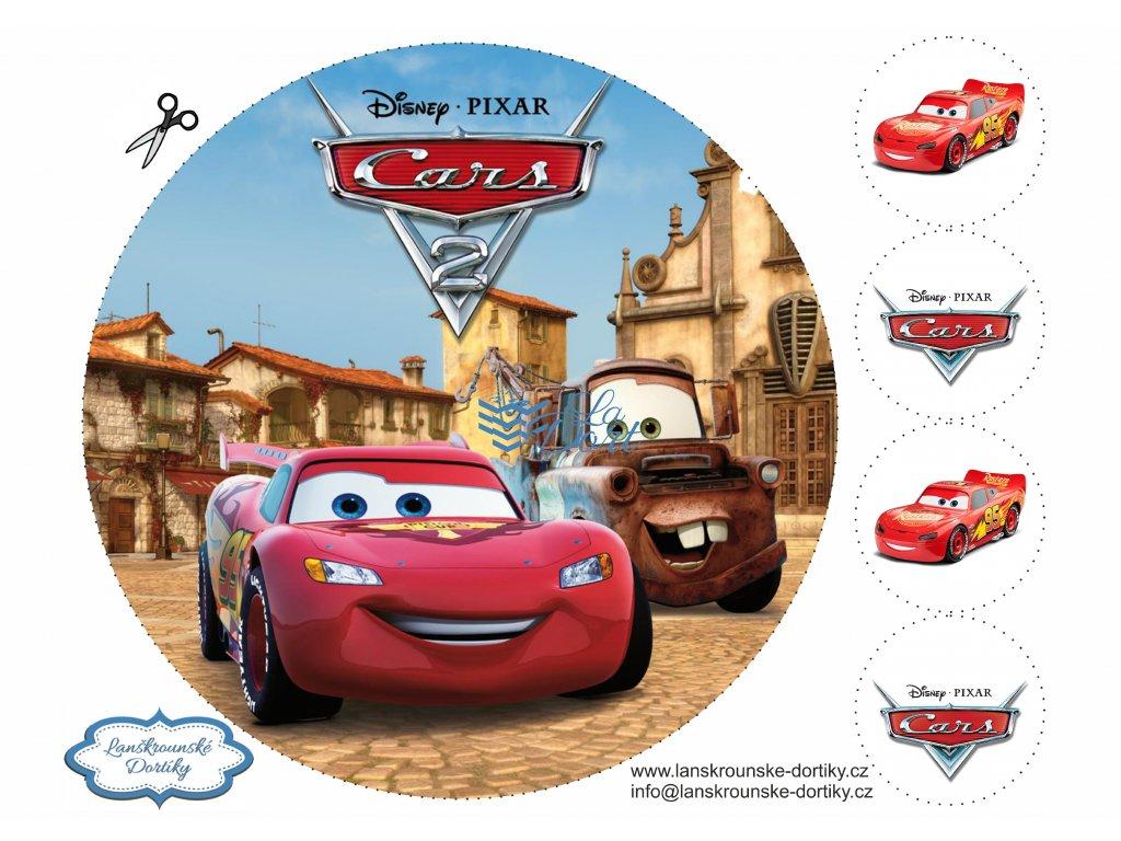 Auta - The Cars - A4 - 00003