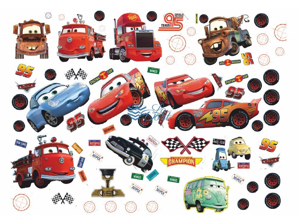 Auta - The Cars - A4 - 00005