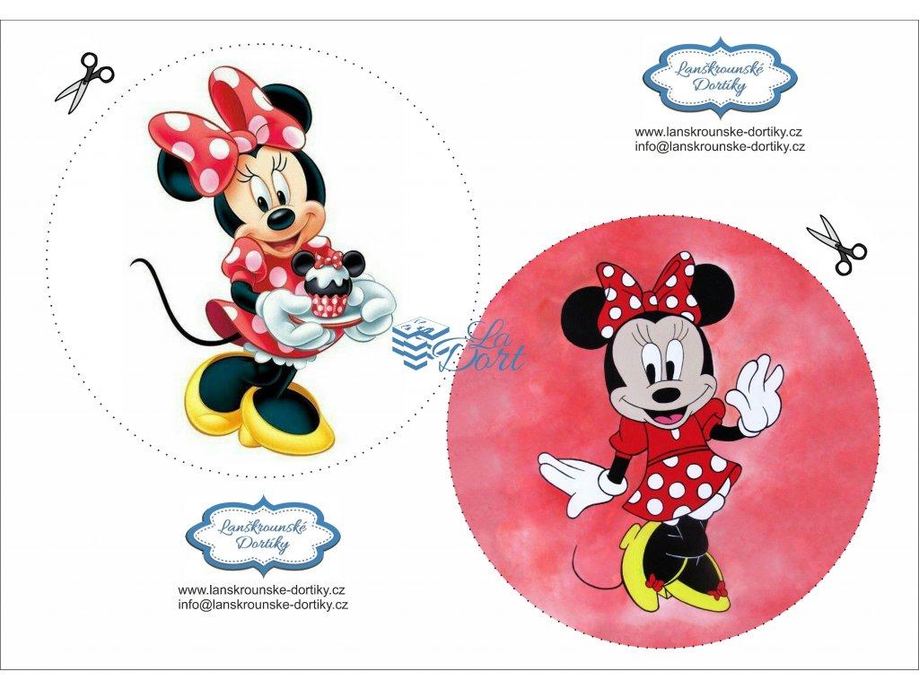 Minnie - Disney - A4 - 00008