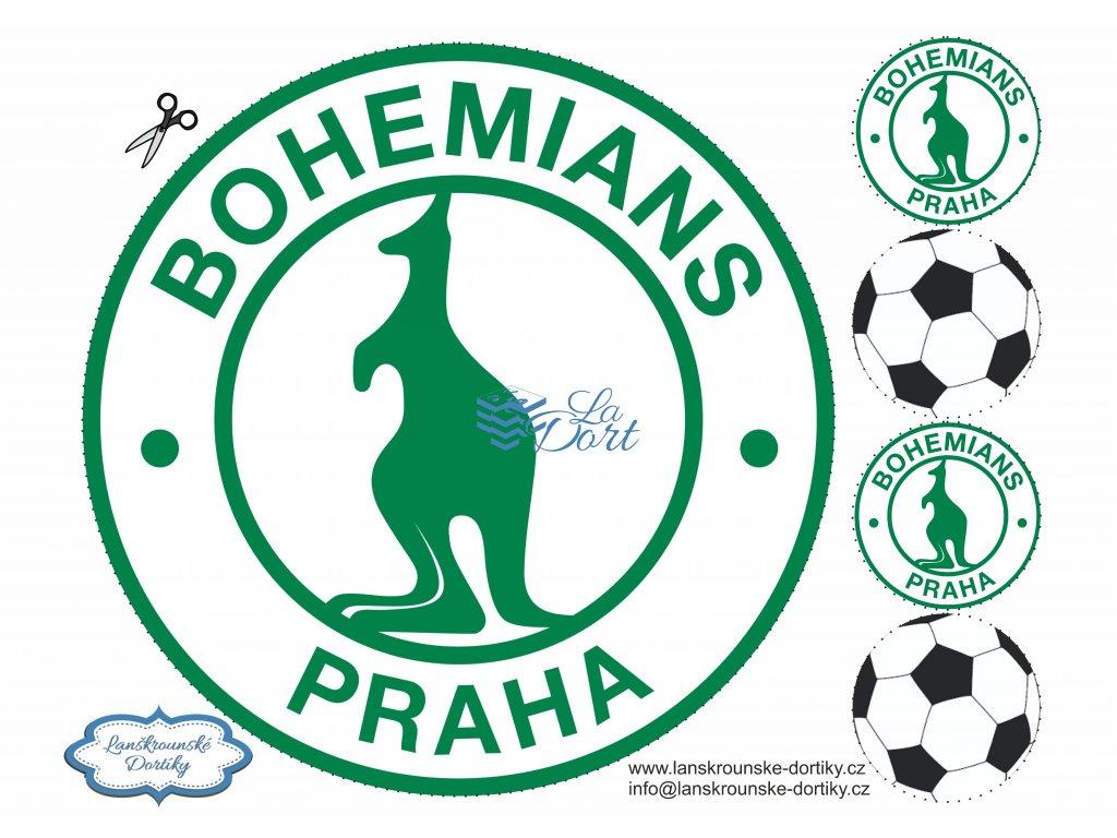 Bohemians Praha - A4 - 00018
