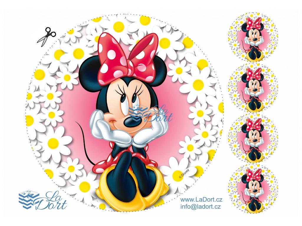 Minnie - Disney - A4 - 00023