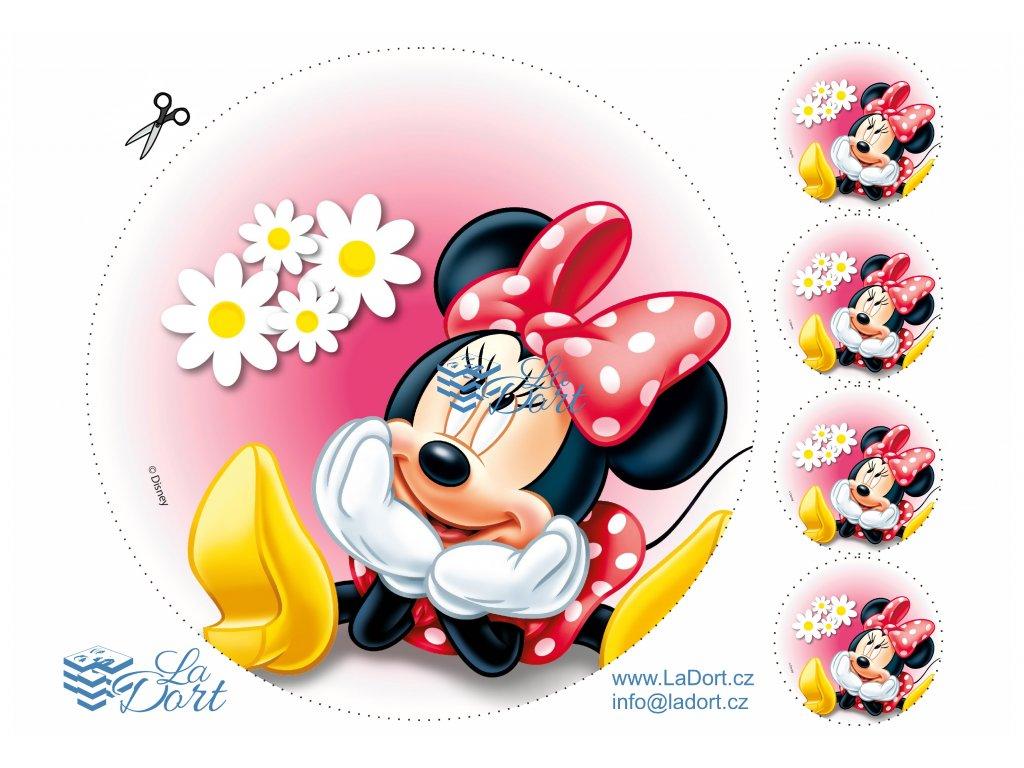 Minnie - Disney - A4 - 00024