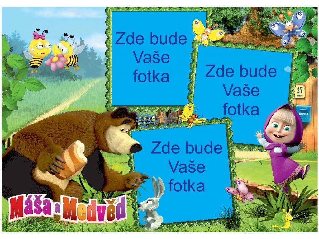 Máša a Medvěd- A4 - 00084