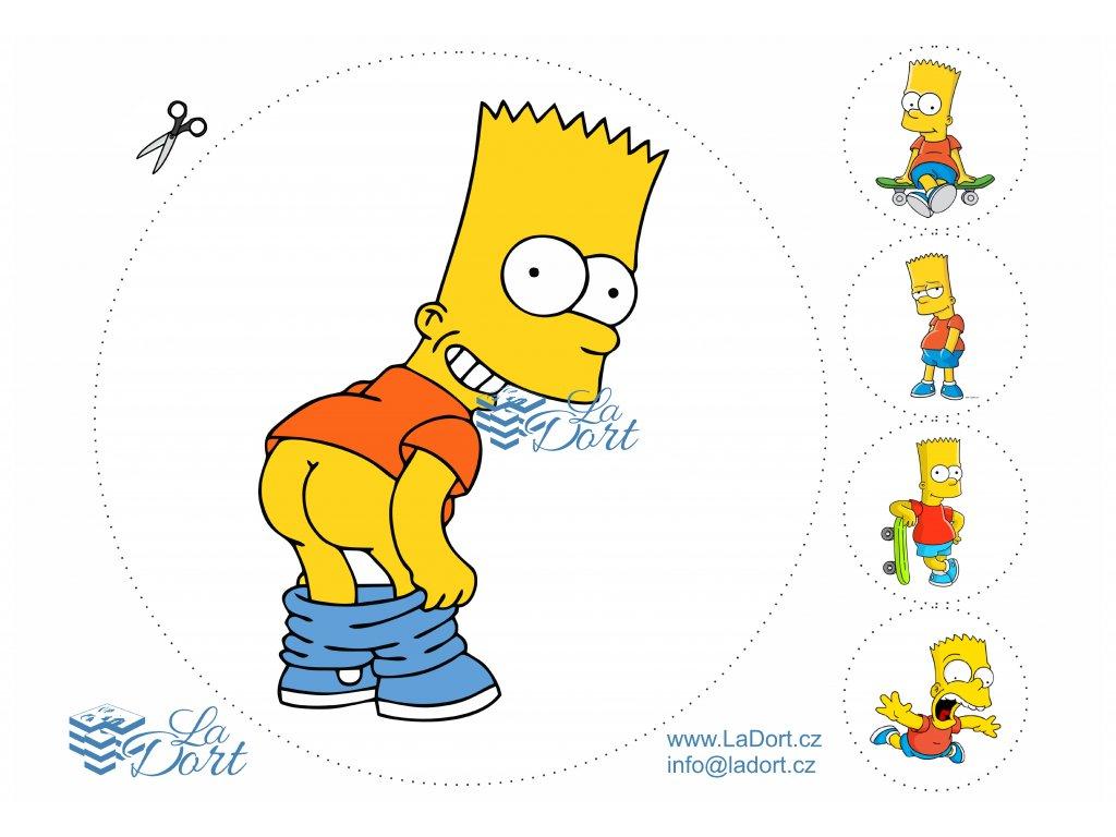 Simpsnovi - The Simpsons - A4 - 00139