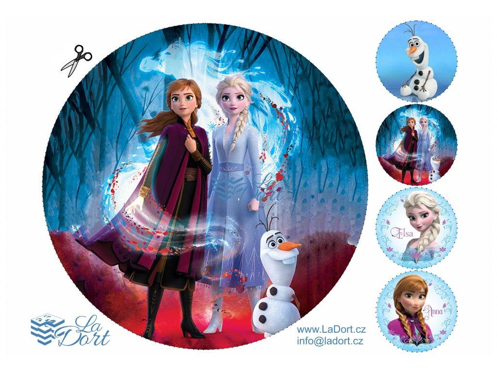 Frozen - A4 - 00143