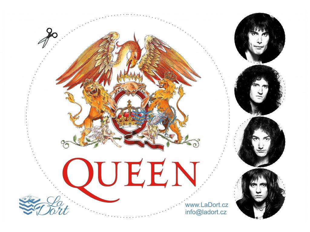 Queen - A4 - 00144