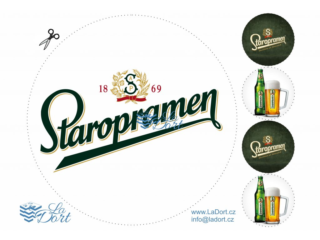 Staropramen - A4 - 00156