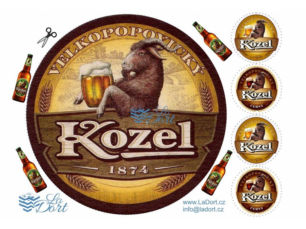 Velkopopovický Kozel - A4 - 00158