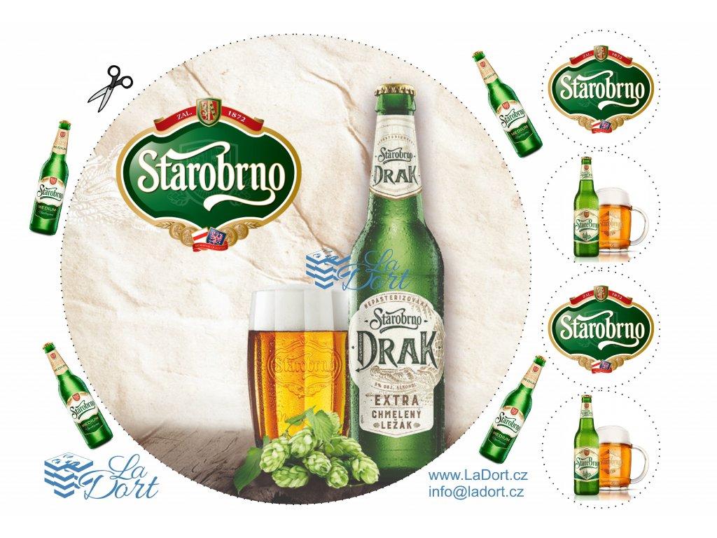 Starobrno - A4 - 00161