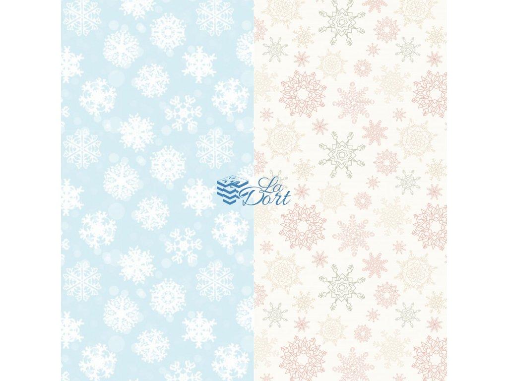 Sugar Stamps - A4 - Vánoce - nejméně 48 ks na archu - 00197