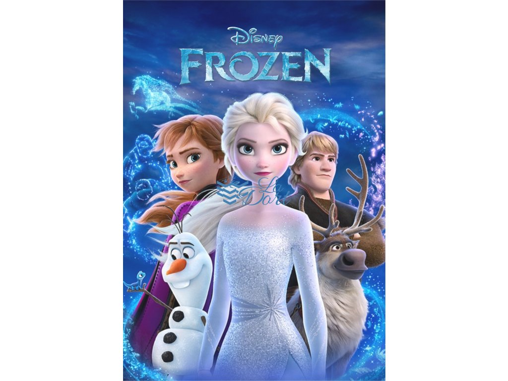 Frozen - A4 - 00212