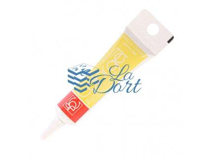 Gelová barva Modecor - Světle žlutá - 20g - 23271