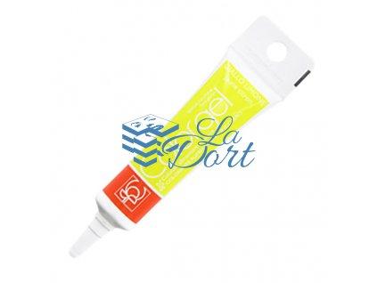 Gelová barva Modecor - Citronově žlutá - 20g - 23275