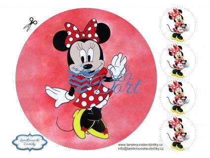 Minnie - Disney - A4 - 00009