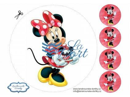 Minnie - Disney - A4 - 00010