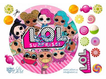 L.O.L. Surprise! lol - A4 - 00174