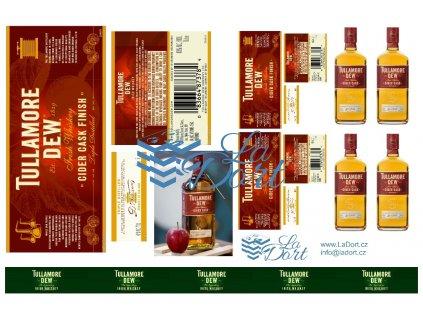 Tullamore Dew - Cider Cask Finish - A4 - 00041