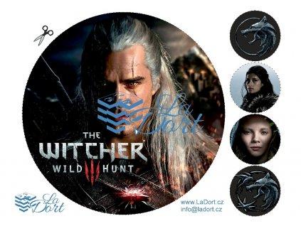 Zaklínač - The Witcher - A4 - 00071