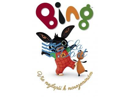Králíček Bing - A4 - 00072