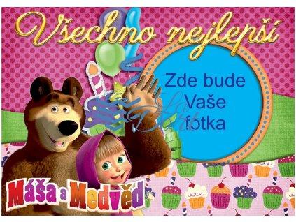 Máša a Medvěd- A4 - 00082