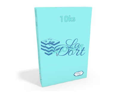 Decor list - balík 10 listů