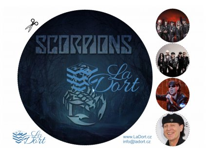 Scorpions - A4 - 00145